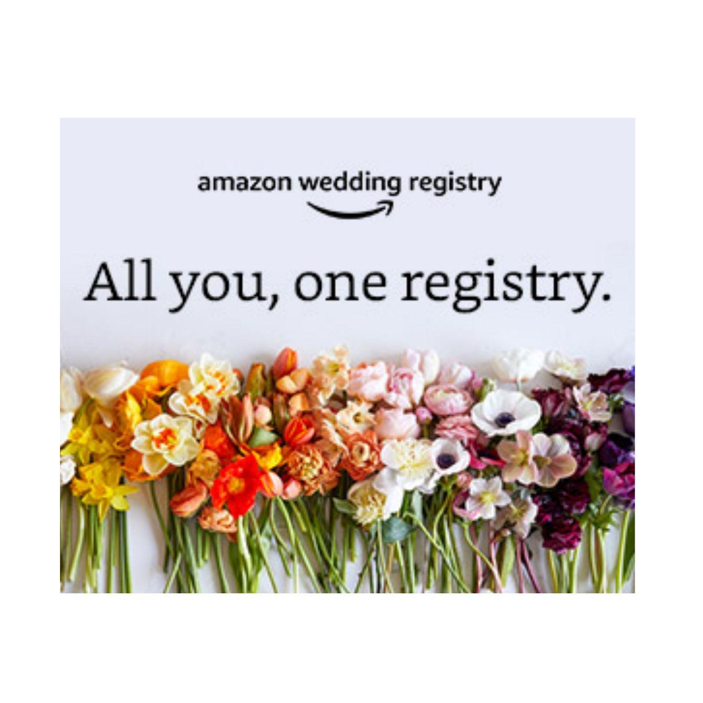 Create An Amazon Wedding Registry In 2021 Amazon Wedding Registry Diy Wedding Magazine Wedding Registry