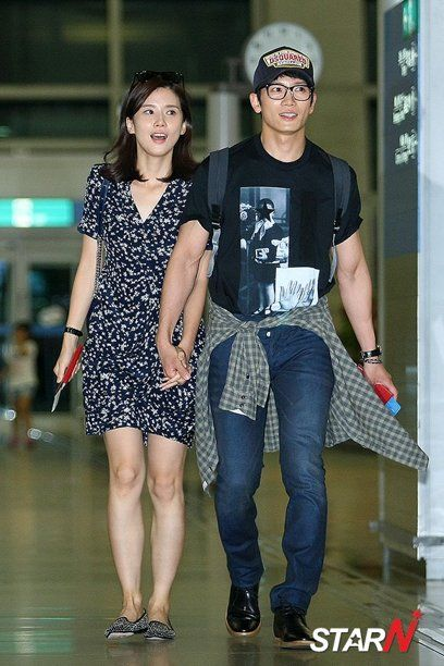 Lee Bo Young Ji Sung Baby : young, Young, Spain, Wedding, Pictorial, Young,, Sung,