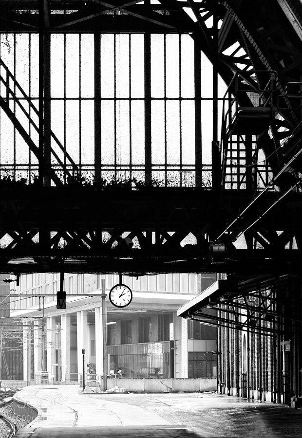the station... by Lecqandpiccirilli