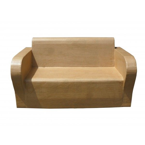 canap en carton bing images cardboard muebles de. Black Bedroom Furniture Sets. Home Design Ideas