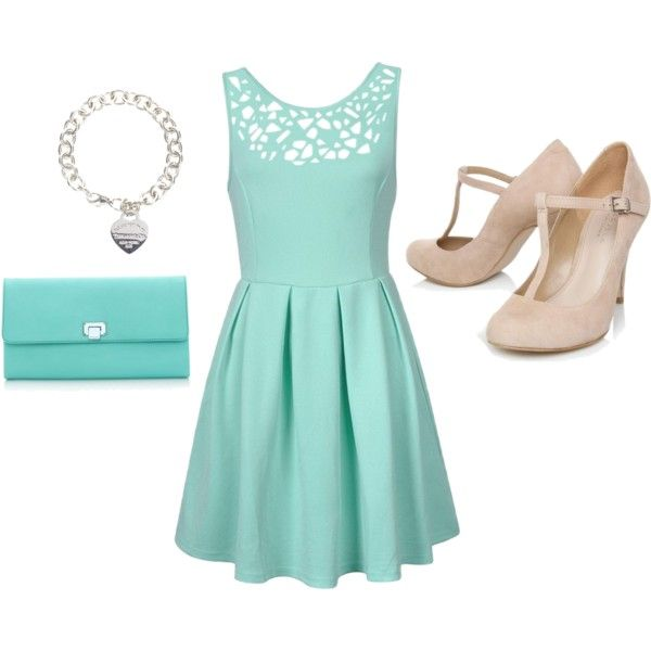 """""""Breakfast at Tiffany's"""" by c0rynnlou on Polyvore"""