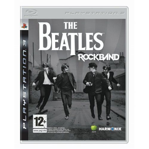 The Beatles Rock Band Solus PS3 UK IMPORT ** Click image for more details. Note:It is Affiliate Link to Amazon.