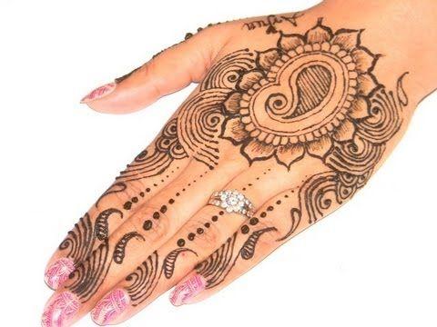 Professional Bridal Mehendi Artist. - Mehendi, Henna, Nail In ...