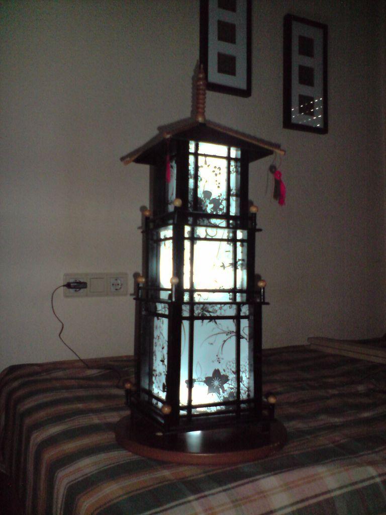 Japanese Lamp Japanese Lamps Diy Lamp Asian Home Decor