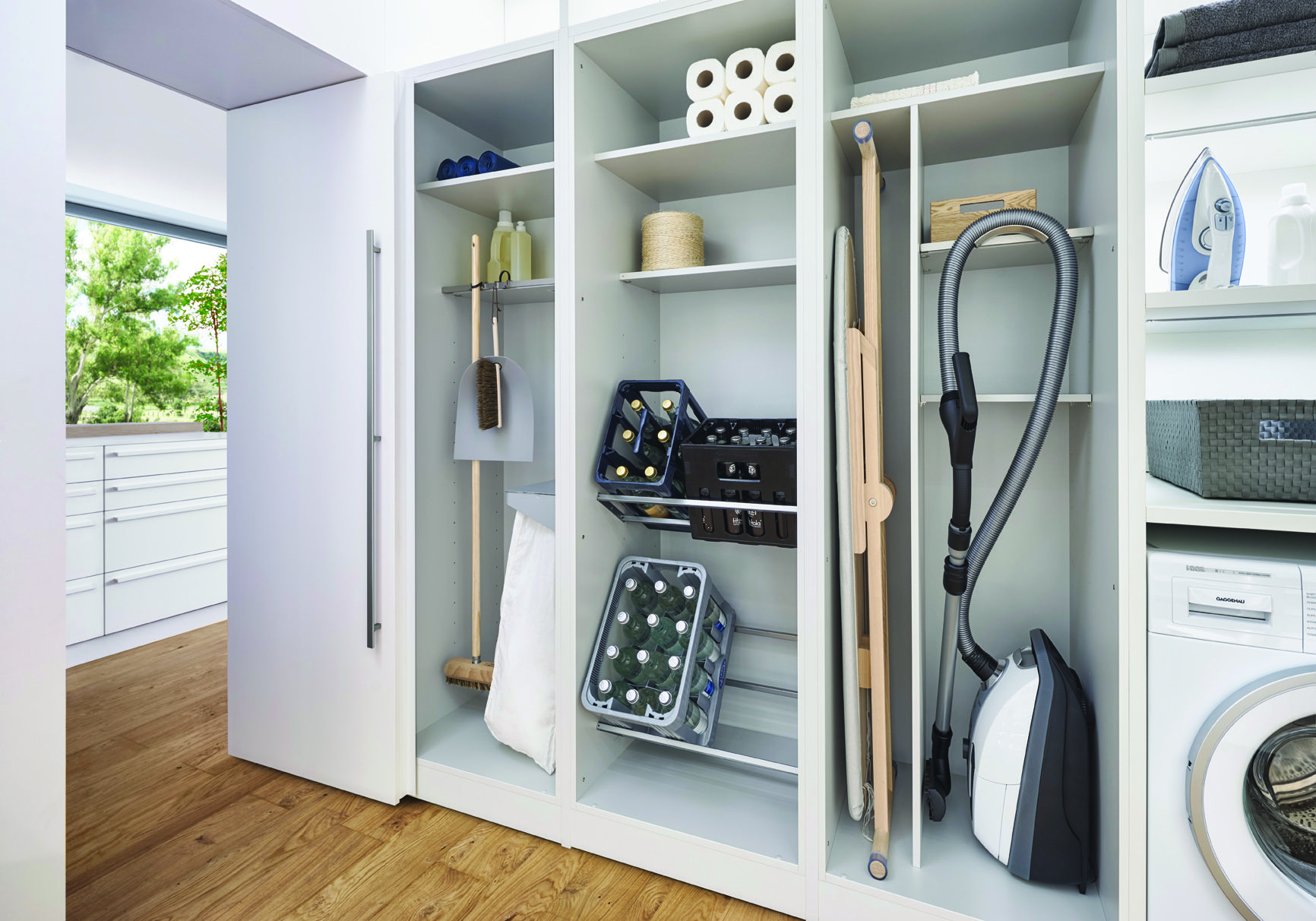 Home Kitchen Cupboards Laundry Room Design Laundry Design