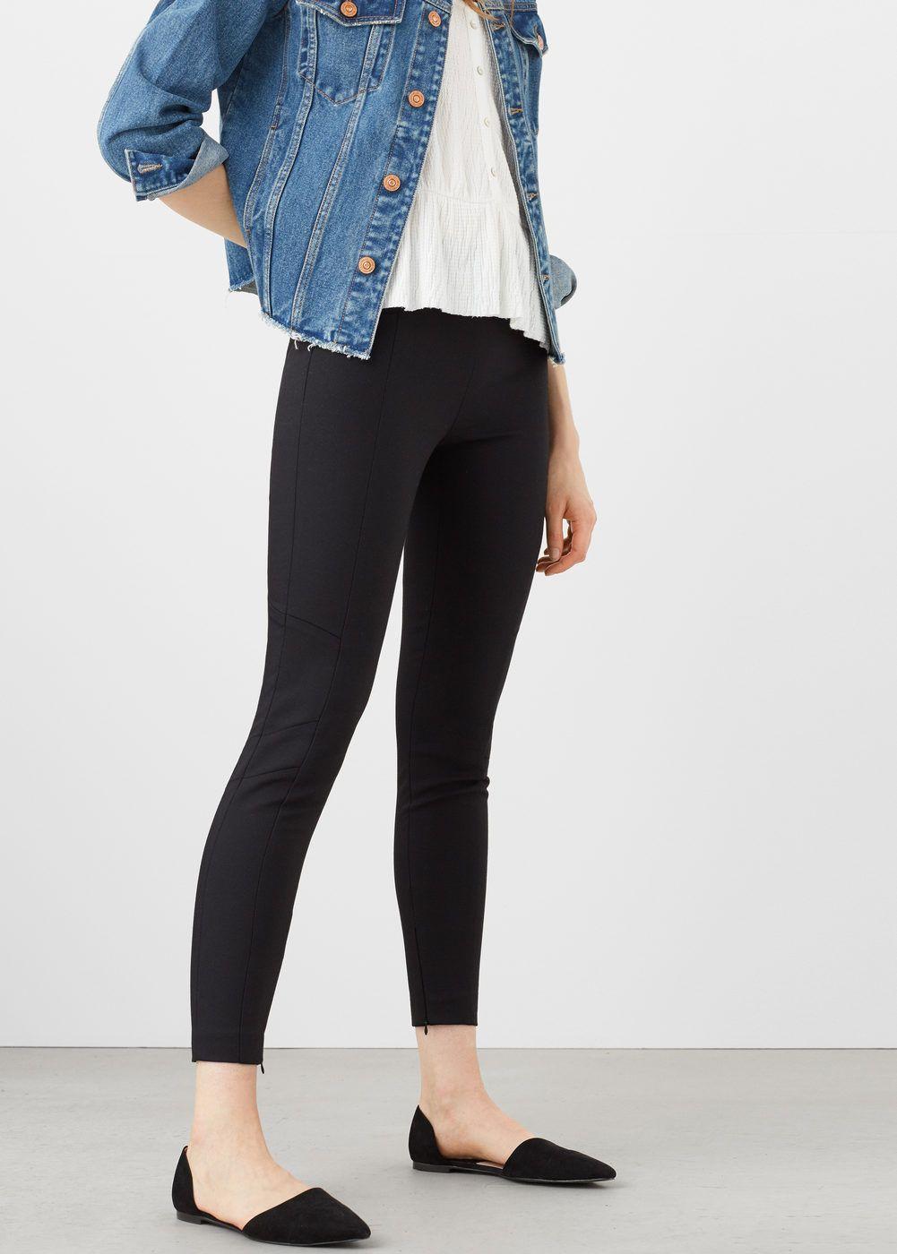 562d85c5e9b820 Essential cotton leggings - Women   Net a porter Style.   Cotton ...