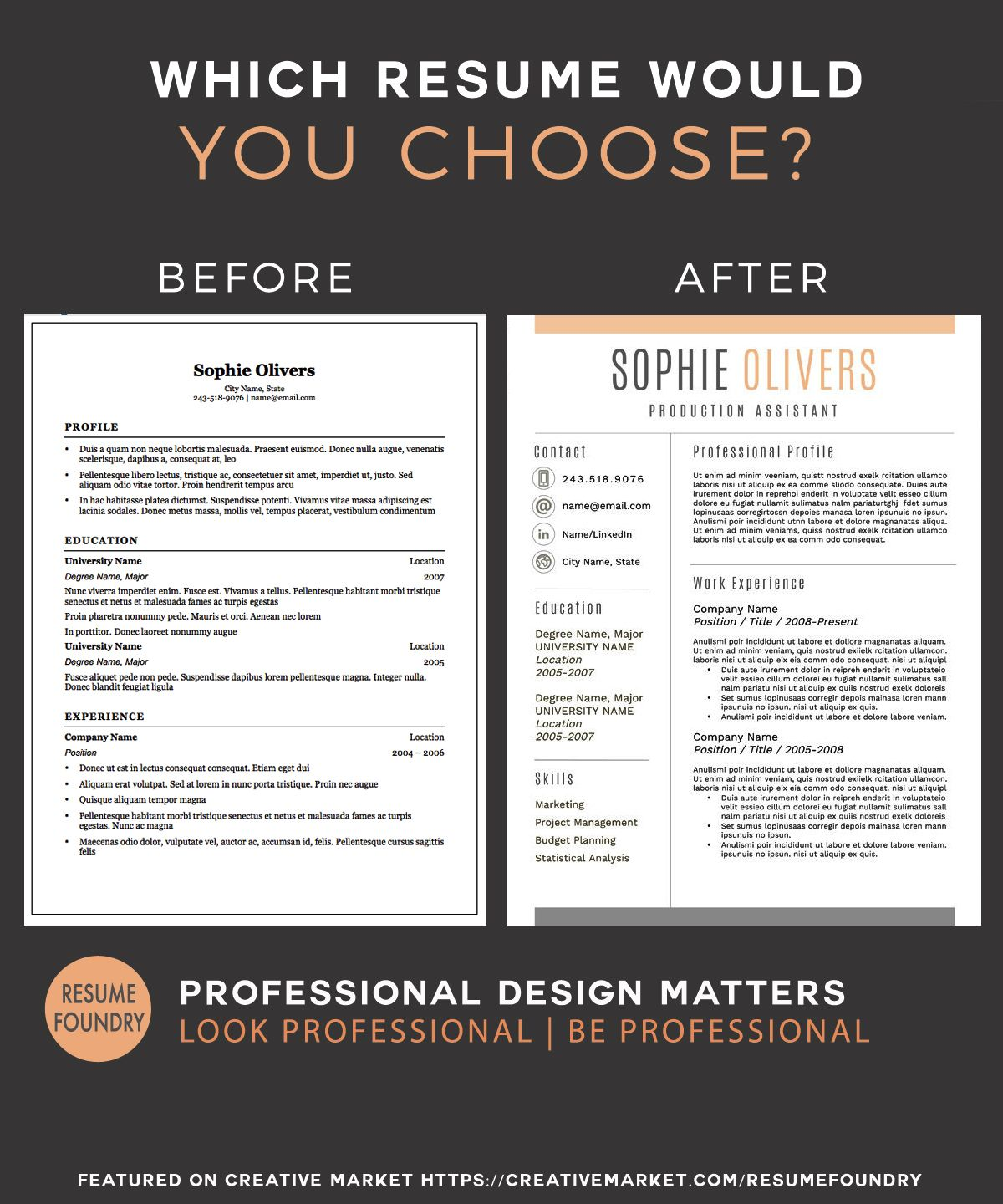 Eye Catching Resume Templates Pinnicolette Koppelman On Business  Pinterest  Count
