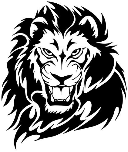 Lion Lion Mane Pride Safari Canvas Print Zazzle Com In 2021 Lion Stencil Lion Silhouette Lion Face