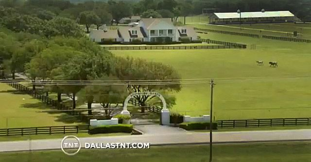 The ranch for the home pinterest ranch dallas and pilot for Southfork ranch house floor plan