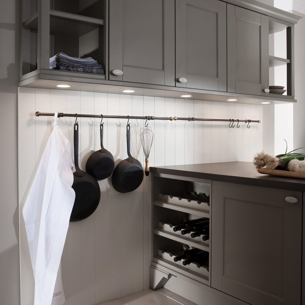 Great Ways For Lighting A Kitchen: Under-cabinet Lighting Is A Great Way To Add That Dazzling