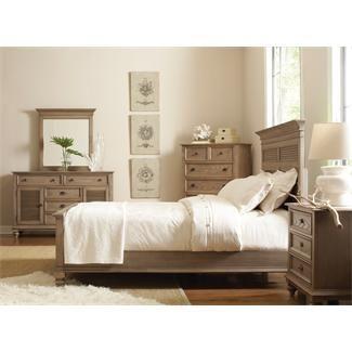 Wonderful Coventry Shutter Panel Bed I Riverside Furniture