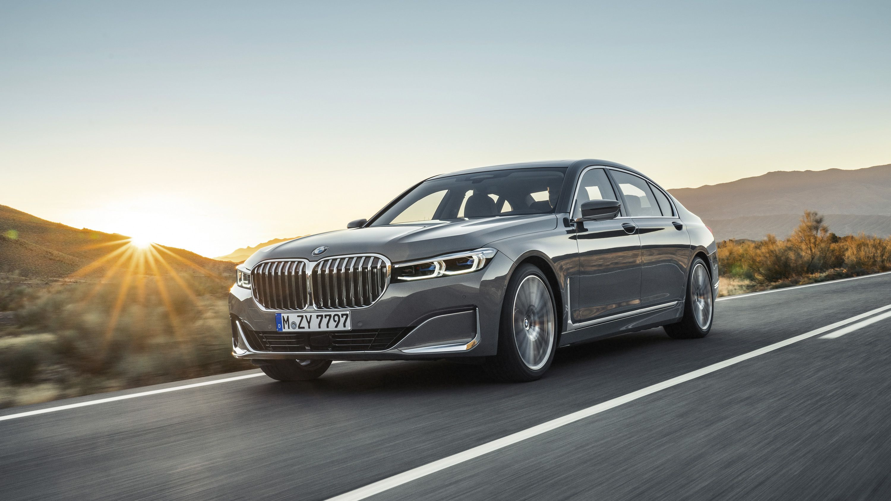 There S More To The 2020 Bmw 7 Series Than That Massive Grille