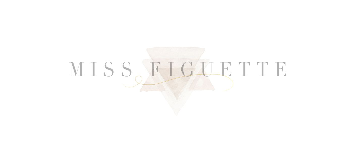 Miss Figuette logo by Annie Brooks