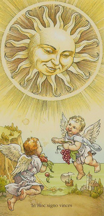 DU- XVIIII - Die Sonne