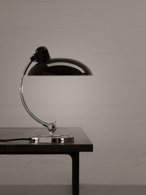 5 Industrial Black Table Lamps For Your Living Room