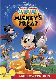 disney mickey mouse clubhouse mickey s treat dvd kid activities