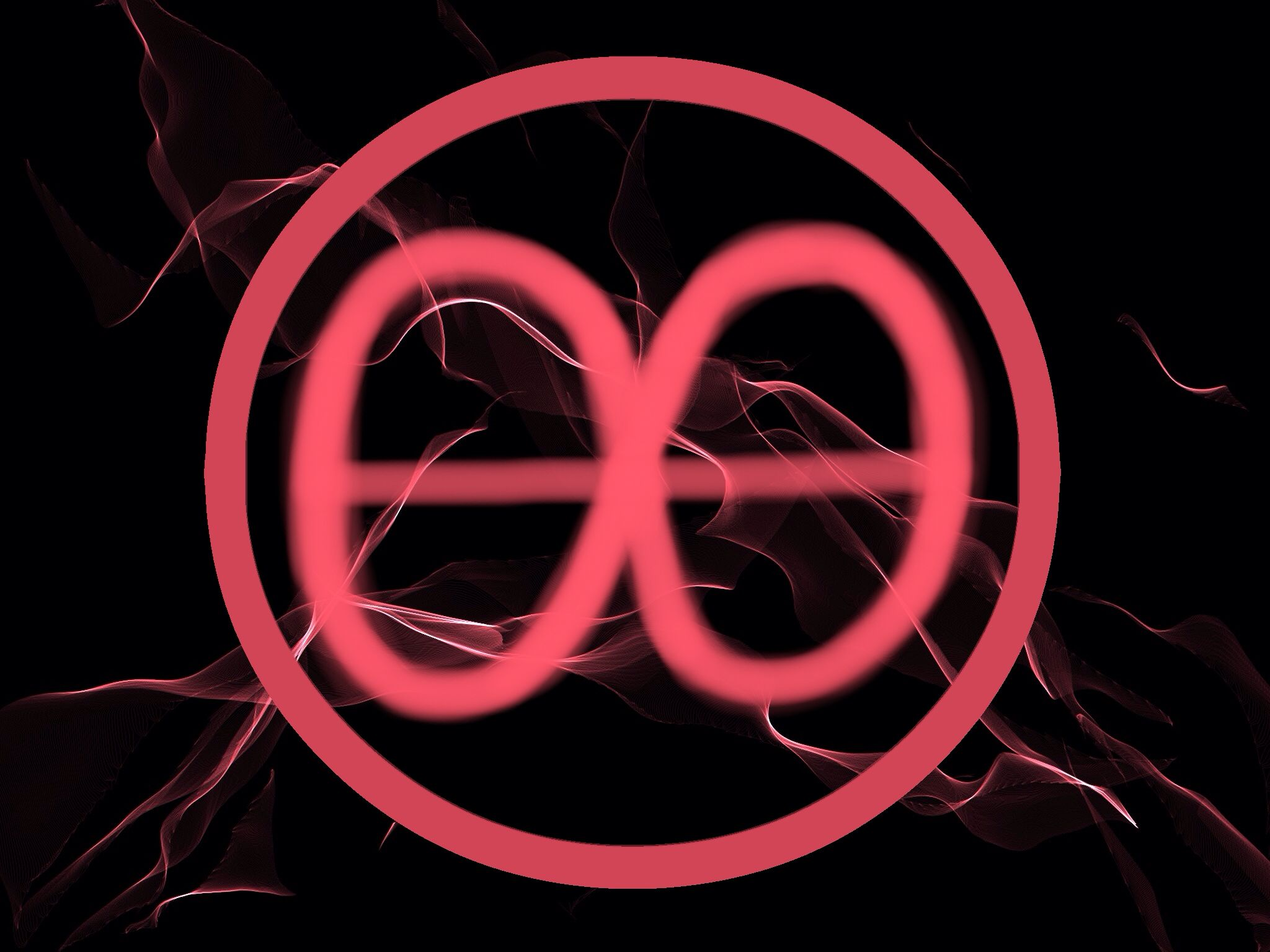 Infinity On Paper Symbol From Unicode Nit Love Anguish Torture
