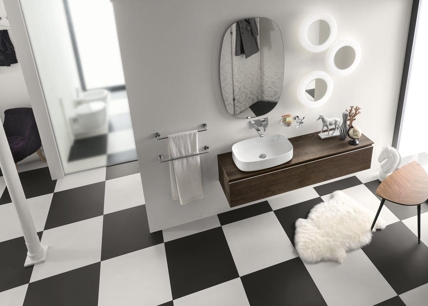 Perfetto Arredamento Bagno Specchi Bagno Arredamento