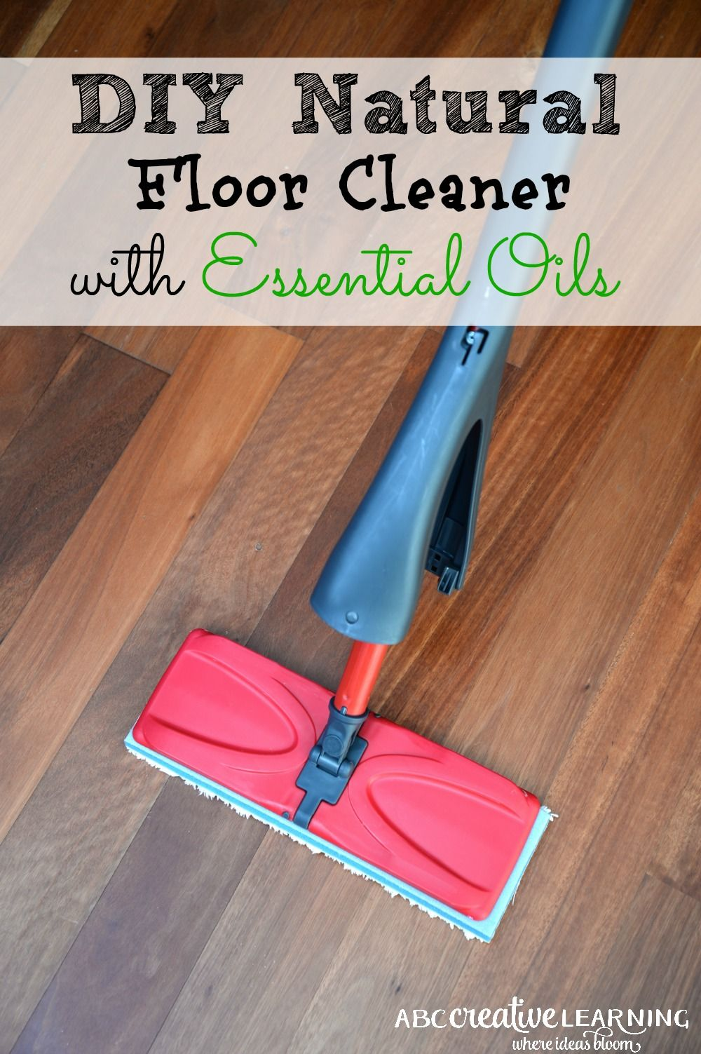 Easy create your own diy natural floor cleaner using essential easy create your own diy natural floor cleaner using essential oils dailygadgetfo Gallery