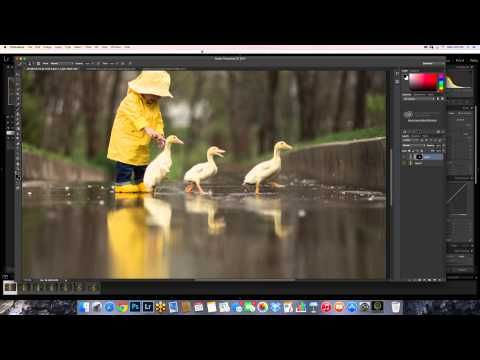 Talented portrait photographer Jake Olson of Jake Olson Studios walks you through how he edited together this adorable (and very popular) photo of his little...