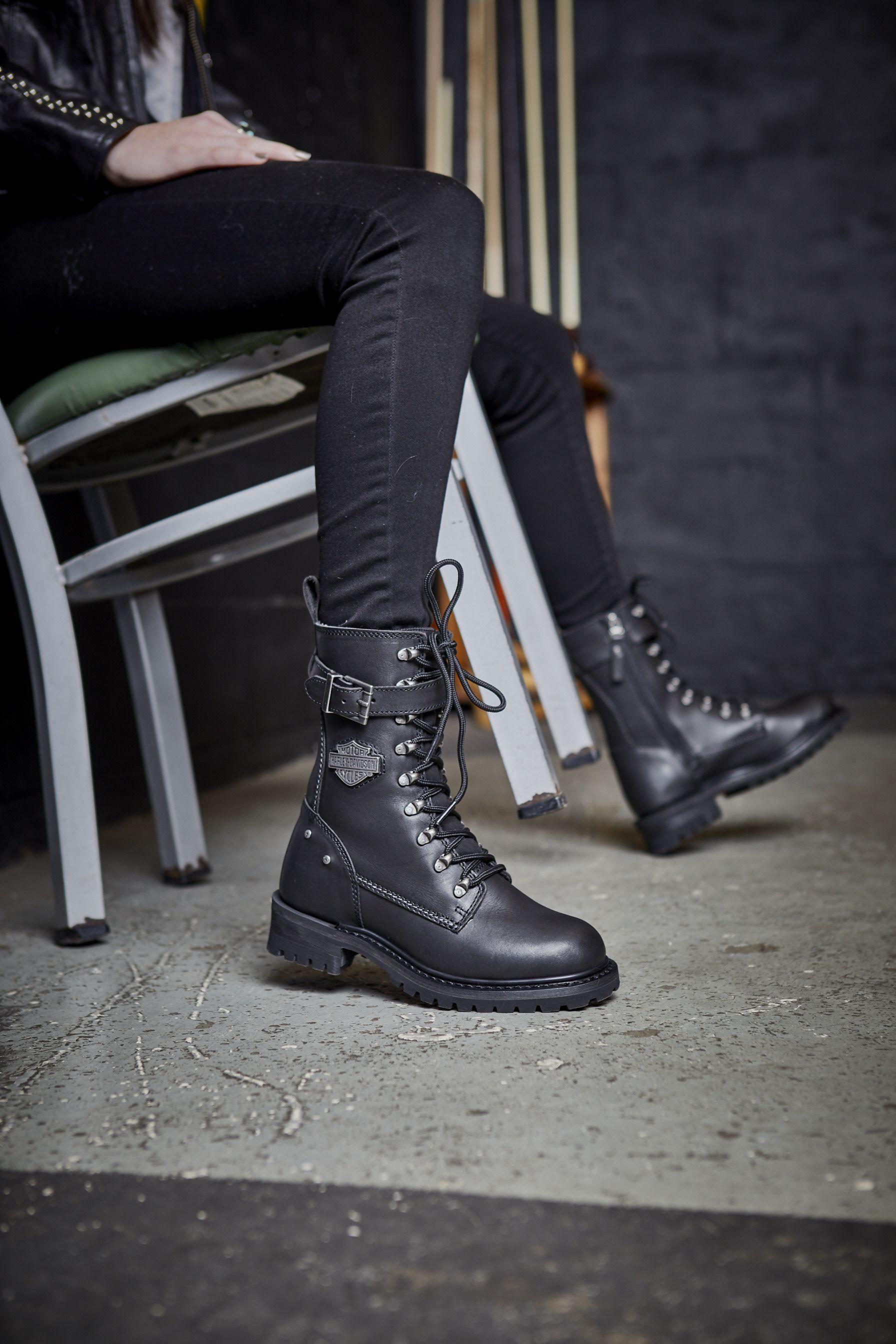 ef23e8748714a Women's Calvert Boot | Women's Dealer Exclusives | Harley davidson ...