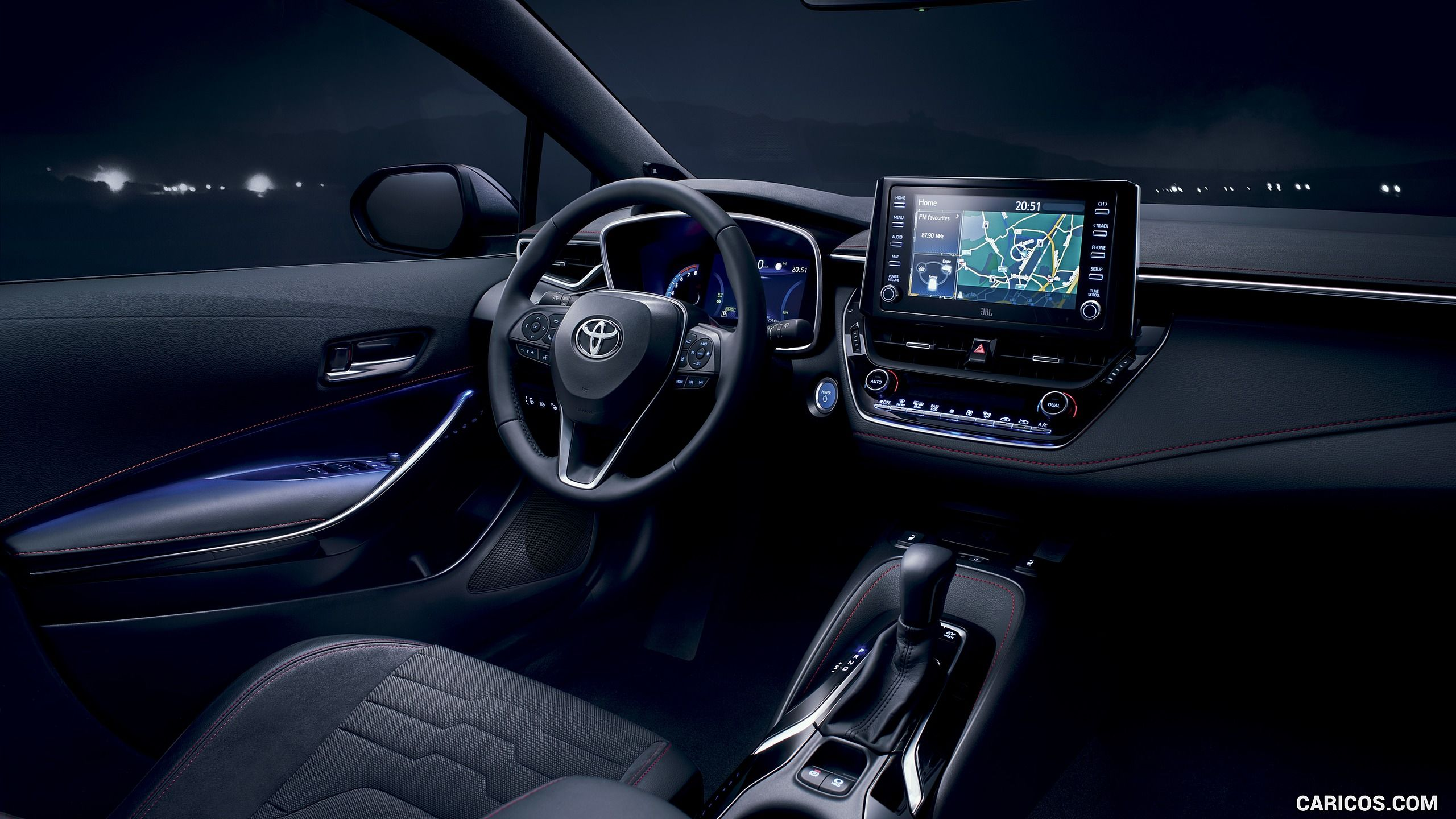 Pin By Mayue On Interior In 2020 Toyota Corolla Hatchback Corolla Hatchback Hatchback