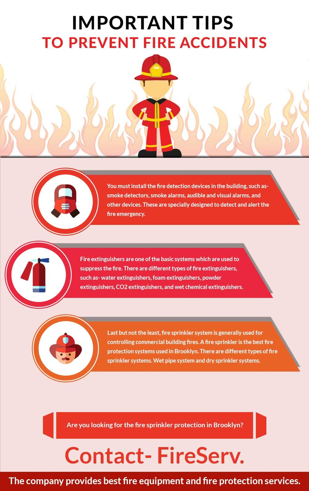 Important Tips to prevent fire accidents Fireserv Fire