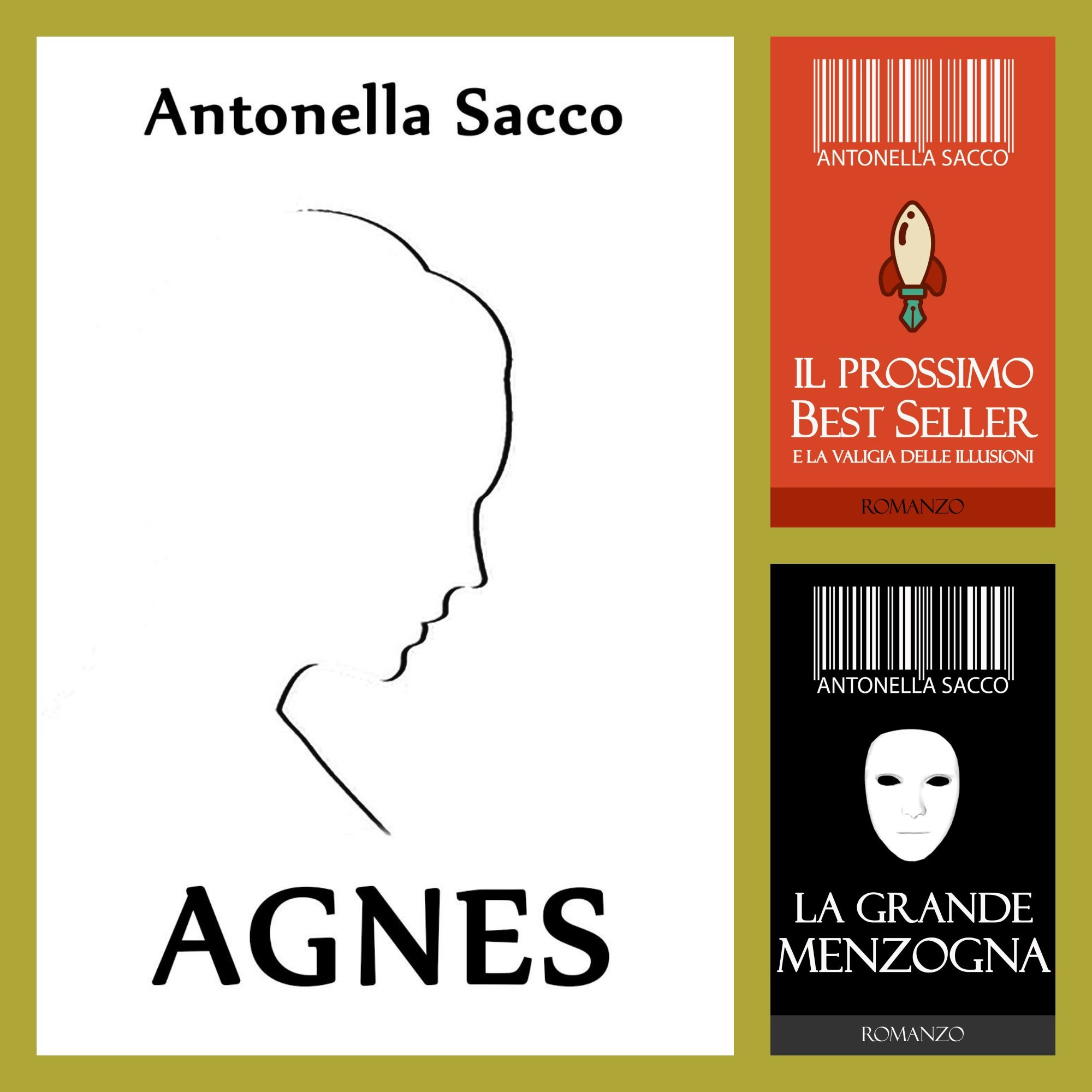 i miei #romanzi in #ebook #kindleunlimited  http://www.amazon.it/s/ref=dp_byline_sr_ebooks_1?ie=UTF8&text=Antonella+Sacco&search-alias=digital-text&field-author=Antonella+Sacco&sort=relevancerank