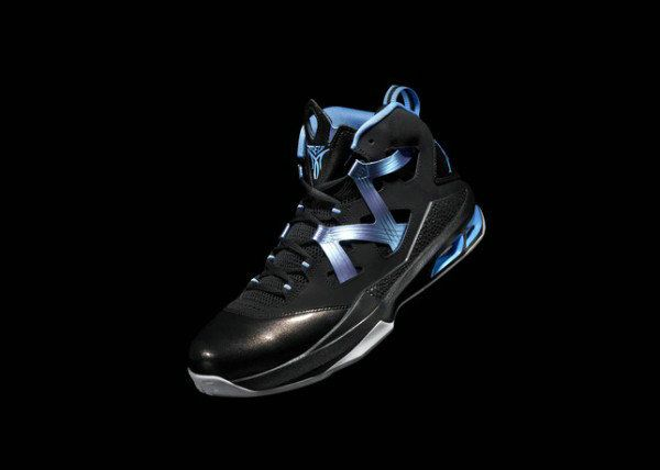 wholesale dealer d7a6f 8a511 Jordan Melo M9 Black University Blue White