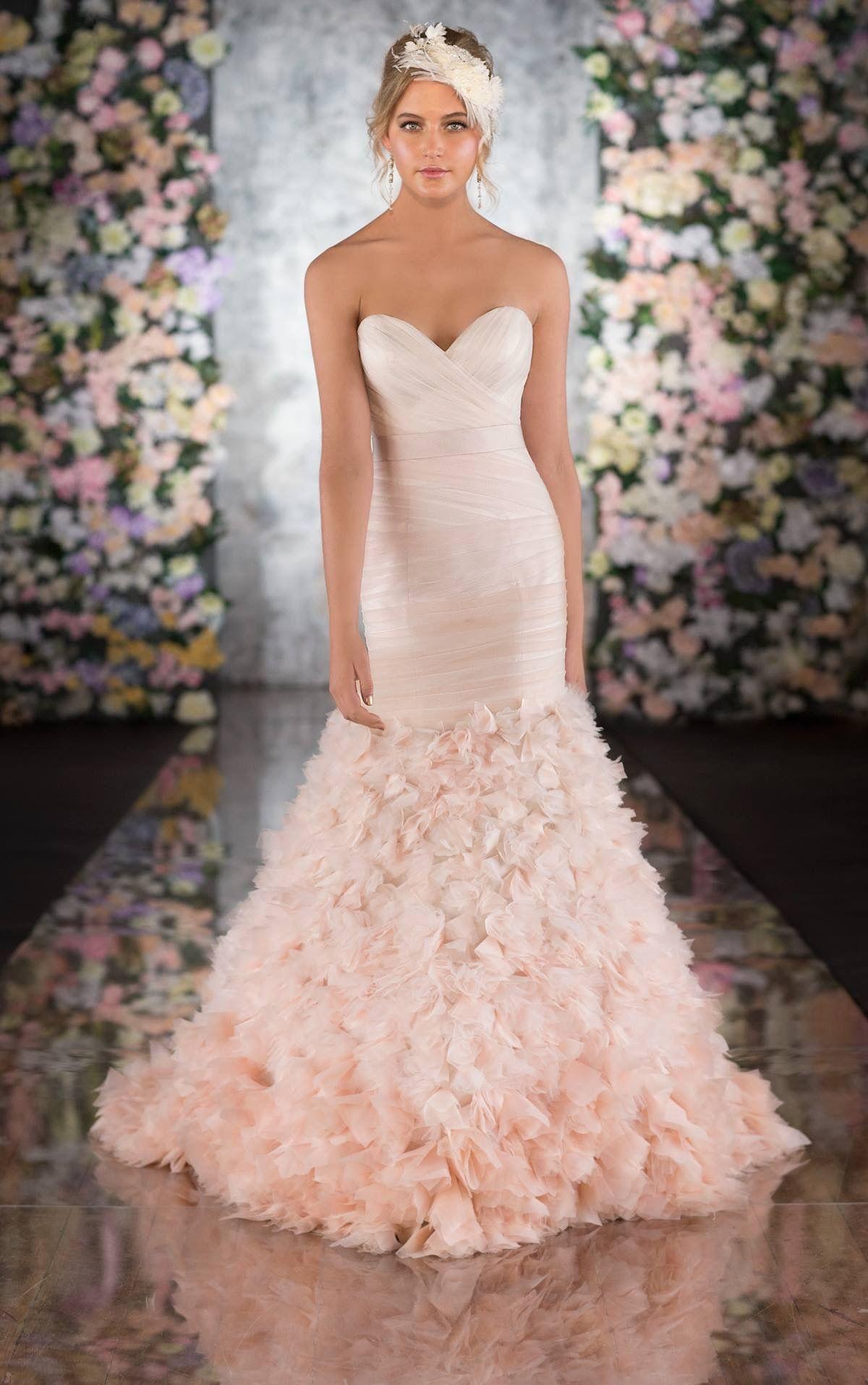 Vestido novia | Vestidos Boda | Pinterest | Vestidos boda, Novios y Boda