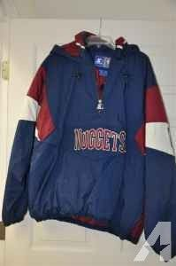 Denver Nuggets Starter Retro Satin Winter Jacket Winter Jackets Jackets Winter Jacket Men