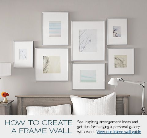 Modern Picture Frames - Modern Home Accessories - Room & Board ...