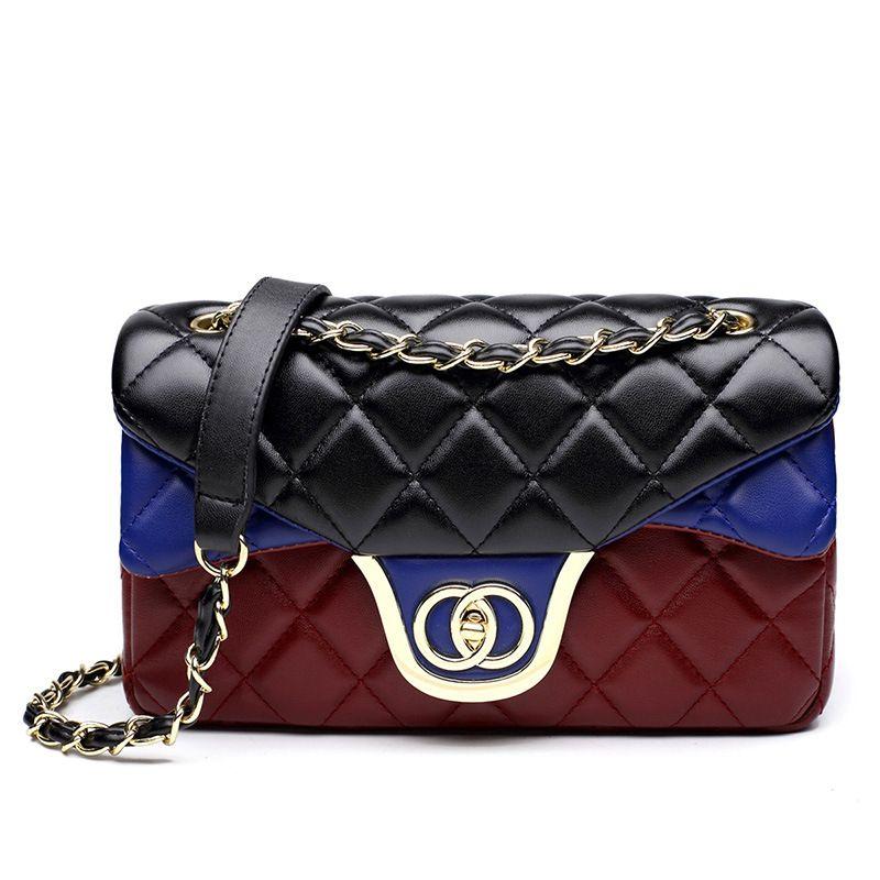 20e5725c2122 2017 New Top Fashion Luxury Handbags Women Bags Designer Leather Casual  Flap Single Shoulder Bag Lady