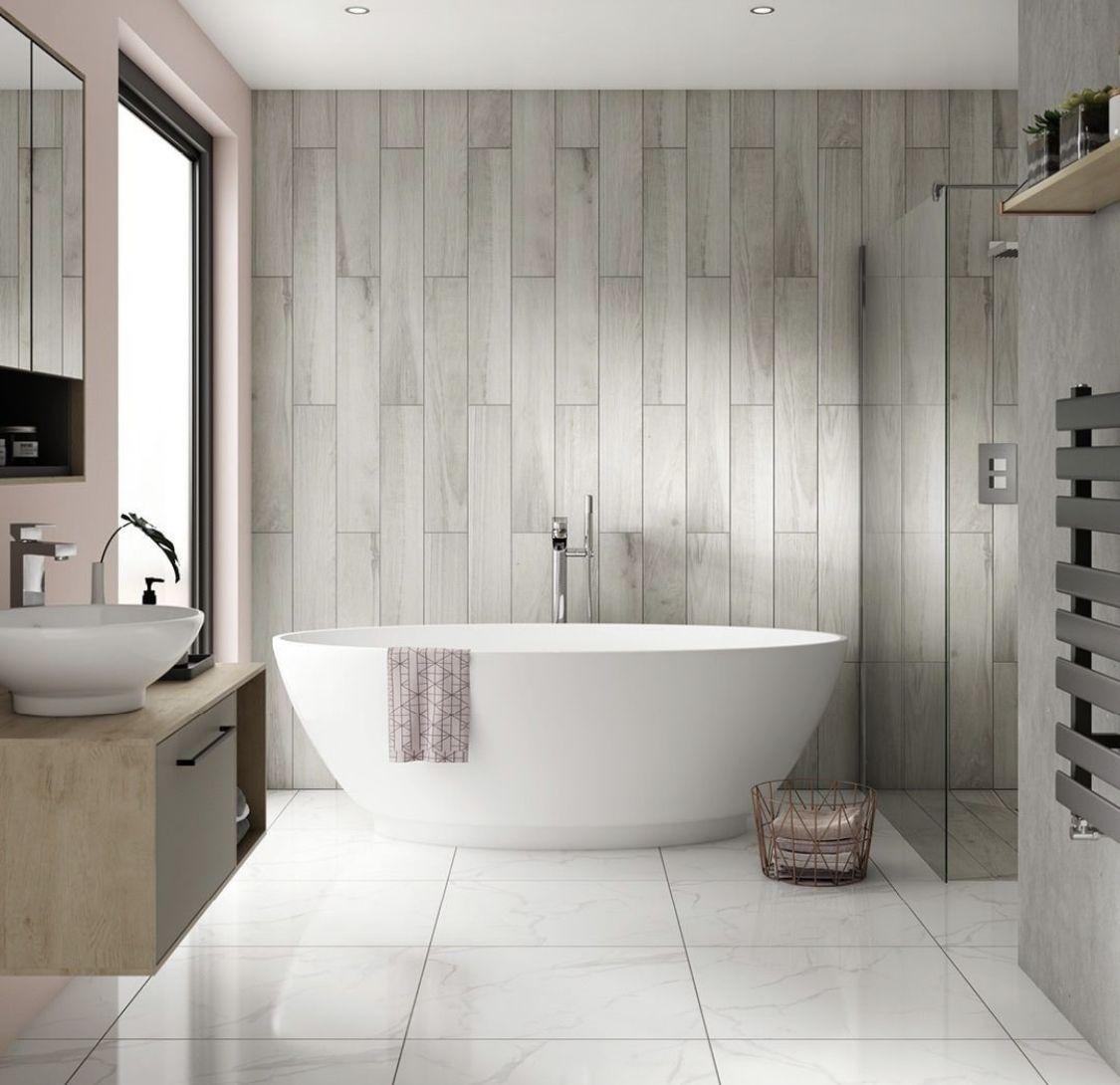 Pin By M Callanan On Our Dream Home Clophill Bathroom Tile Designs Modern Bathroom Tile Update Small Bathroom
