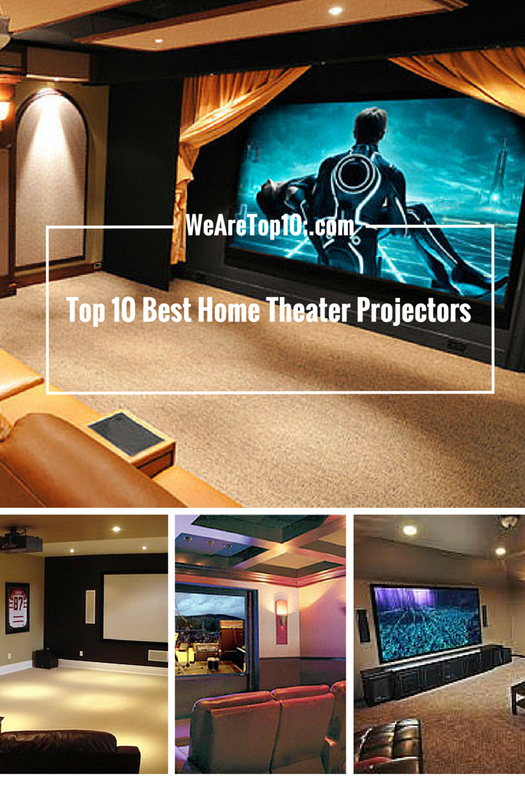 top 10 best home theater projectors reviews by price rating