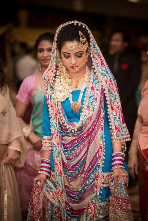 Beautiful Indian Muslim Bride | My wedding pictures | Indian muslim