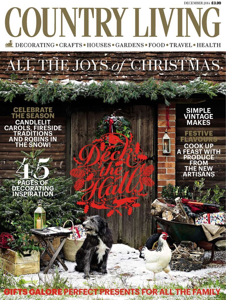Create Your Own Country Home Country Living Bookazine Order Online Http Wwwhmstaging Cdsglobal Co Uk Country Living Country Living Magazine Pop Up Market
