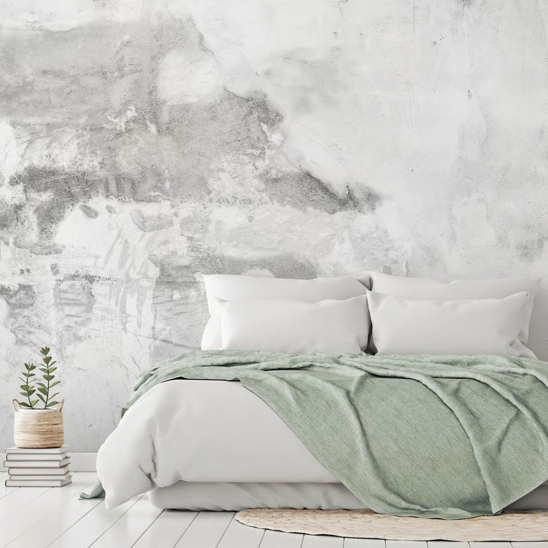 Minimalist Home Interior On The Blog This Week Minimalist Wallpaper Perfect For Simple Home De Minimalist Wallpaper Simple House Design Classic Home Decor Simple bedroom wallpaper ideas