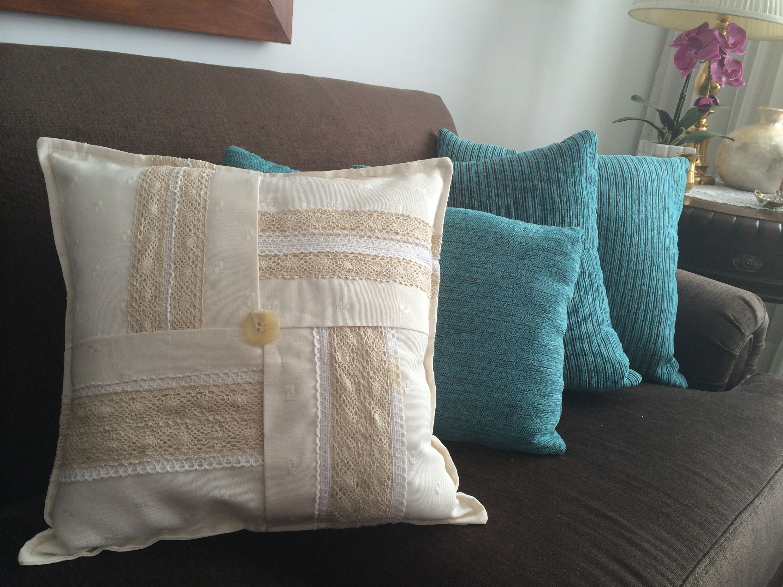 Cojines. Pillows