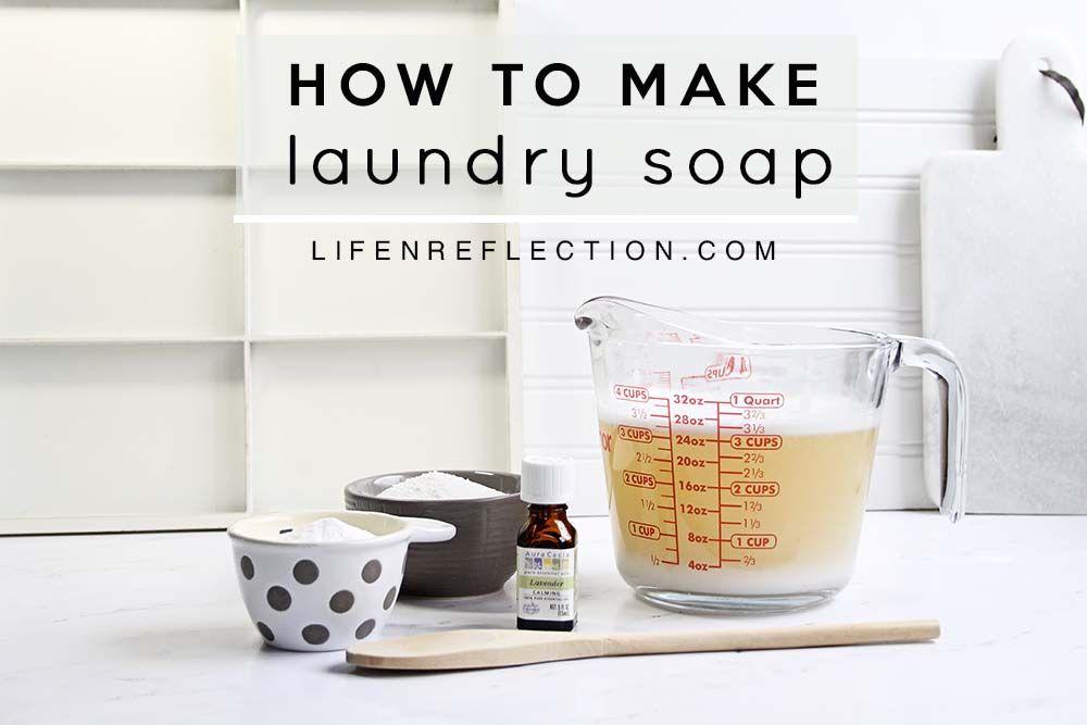 Homemade Liquid Laundry Soap Borax Free He Approved Diy