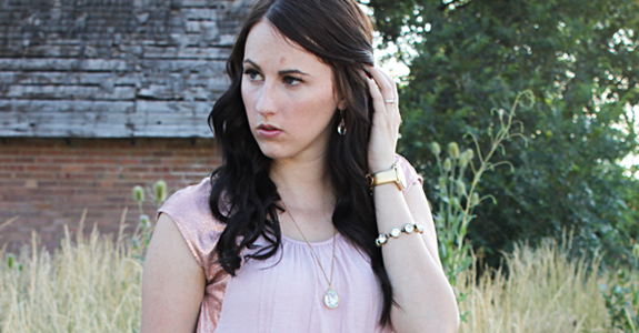 Vintage Crystal Necklaces and Earrings – Limited Quantities! > Lilly Lou Finds > Bijoux By Allison > Dani Marie  #earrings #crystal #necklace #statement #style #fashion