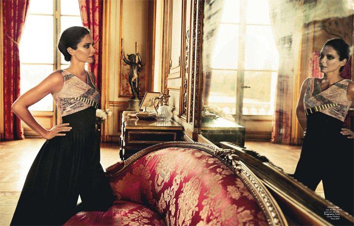 Erica packer for vogue australia vogue australia luxury