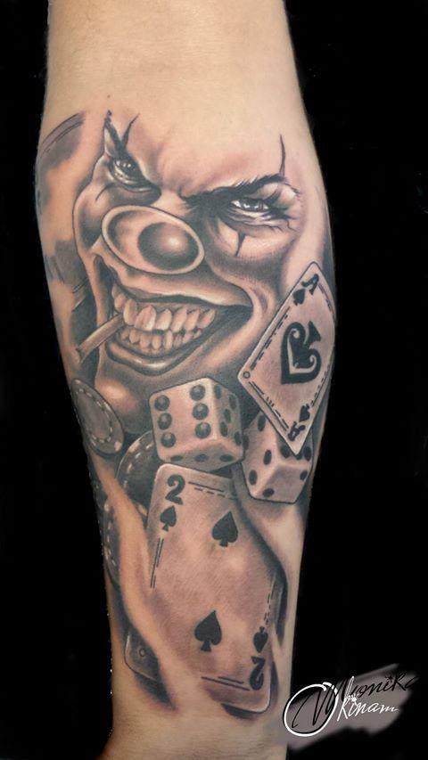 Valhalla Tattoo Tattoos Ideas Tatuaje Joker Tatuaje Cartas
