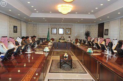 أمير المنطقة الشرقية يرأس اجتماع محافظي المحافظات بالمنطقة - http://www.watny1.com/359341.html