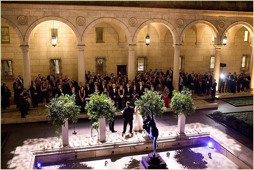 Boston Public Library Wedding.Boston Public Library Wedding With Marc Hall Events In