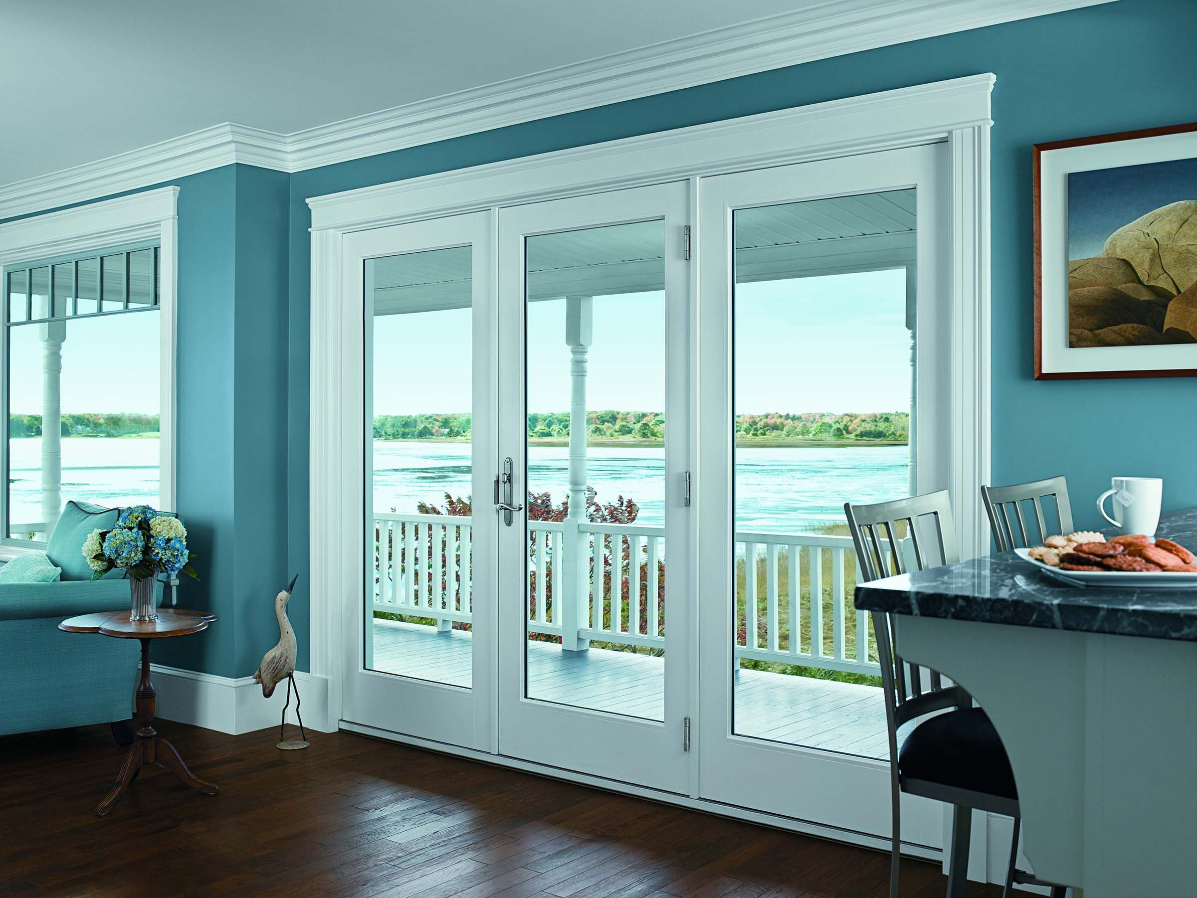 Windows And Door For Sun Room Hinged Patio Doors French Doors Exterior French Doors Interior