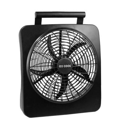 O2cool 10 In Portable Fan 1071 Portable Fan Battery Operated Fan