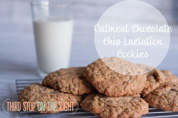 Increase Your Milk Supply - Homemade Oatmeal Chocolate -5758