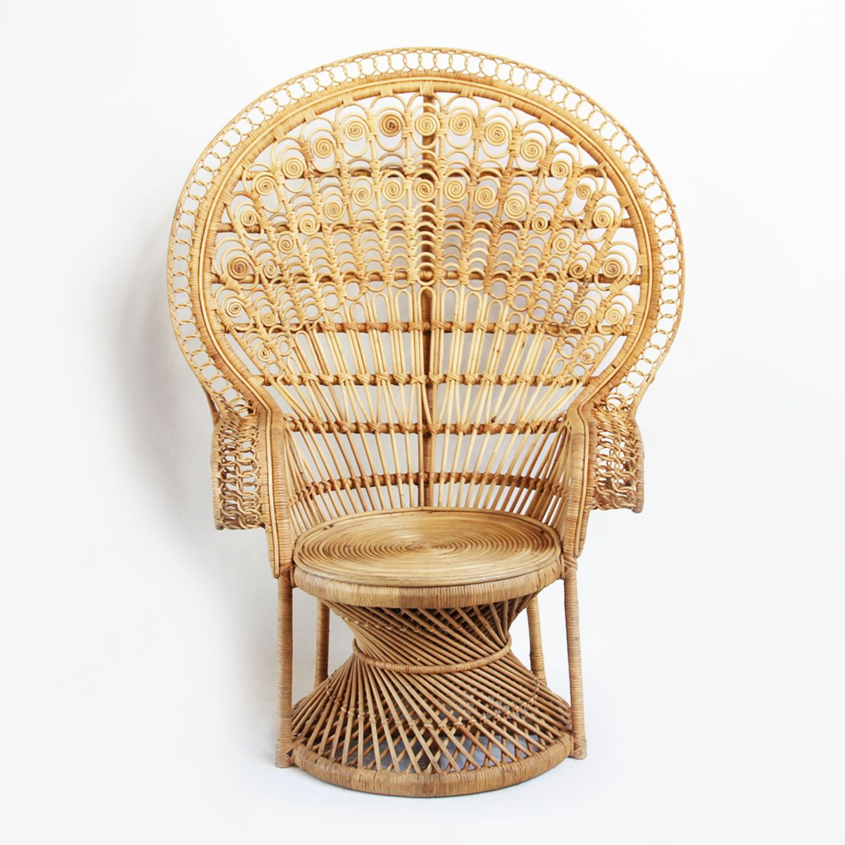 Fancy Raw Peacock Chair Furniture | Mix Furniture