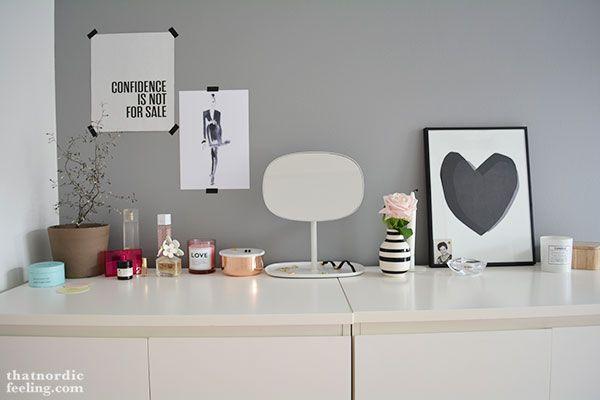 Ideas para decorar una habitaci n peque a la garbatella for Ideas decoracion habitacion pequena